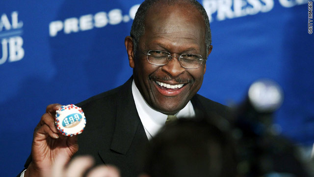 "BLITZER'S BLOG: With Cain out, ""9-9-9"" is dead-dead-dead"