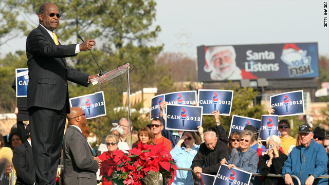 BLITZER'S BLOG: With Cain out, '9-9-9' is dead-dead-dead