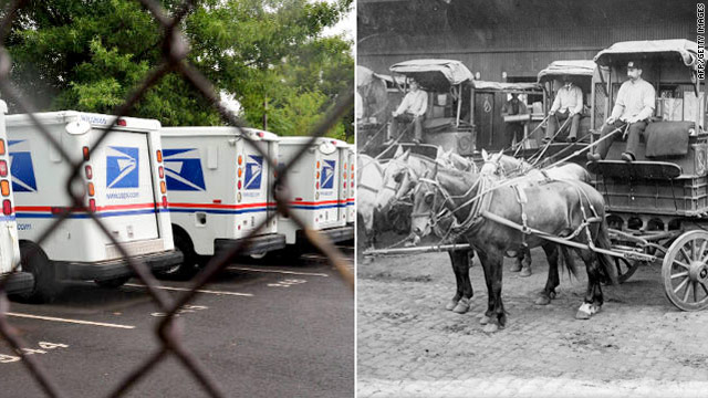 U.S. Postal Service: Back to the future?