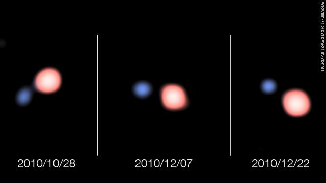ESO observes vampire star