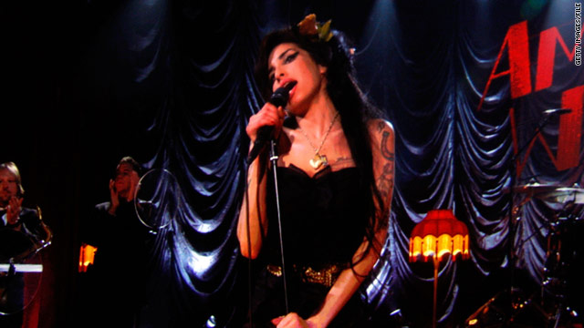 Winehouse producer: I still hear her voice