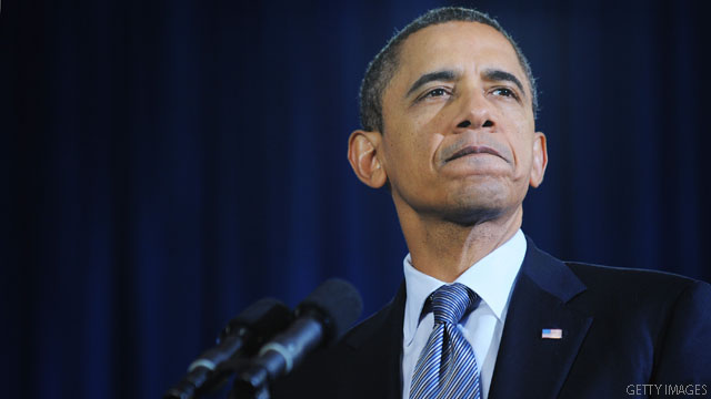 Obama issues veto threat