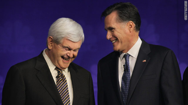 GOPers say Gingrich a favorite uncle, Romney a missing father?