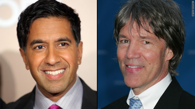 TNT orders pilot from Dr. Sanjay Gupta, David E. Kelley