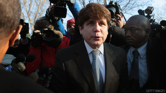 Blagojevich gets 14 years in prison for corruption