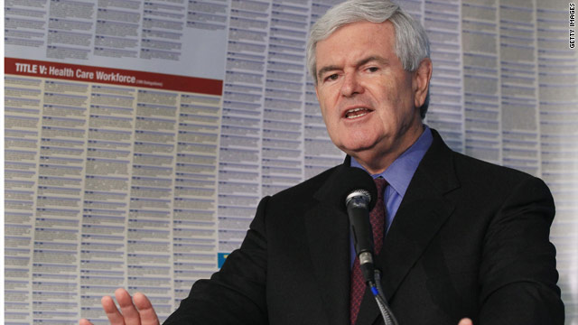 Gingrich up in swing states, but Romney holds edge in general election match-ups