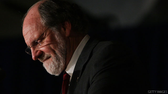 Corzine to testify before congress about MF Global