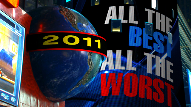 Tonight: All the best, All the worst in 2011