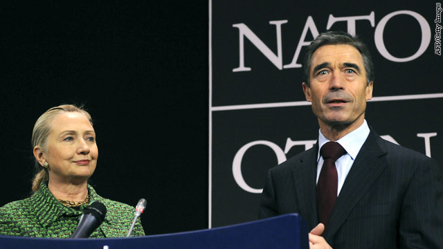 NATO, Russia square off over missile defense