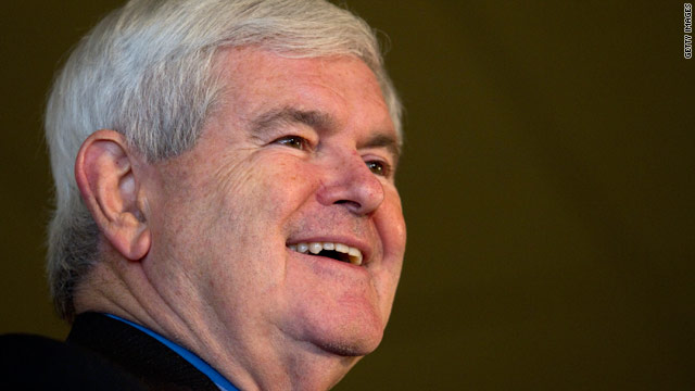 Gingrich reaches out to conservative leaders