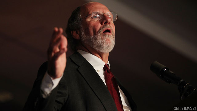 Corzine: &#039;I don&#039;t know where the money is&#039;