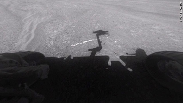 Opportunity finds more evidence of water on Mars