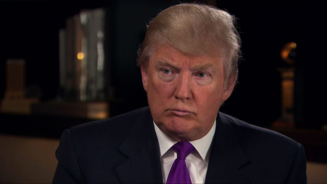 BLITZER'S BLOG: Donald Trump – always passionate and opinionated
