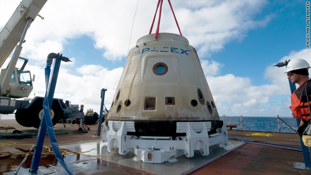 SpaceX gets permission to send Dragon to ISS