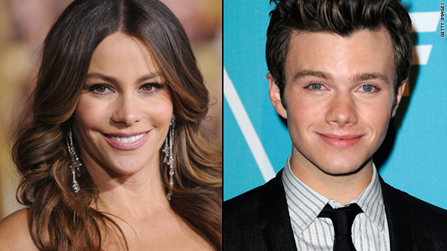 Sofia Vergara, Chris Colfer headed for 'CNN Heroes'