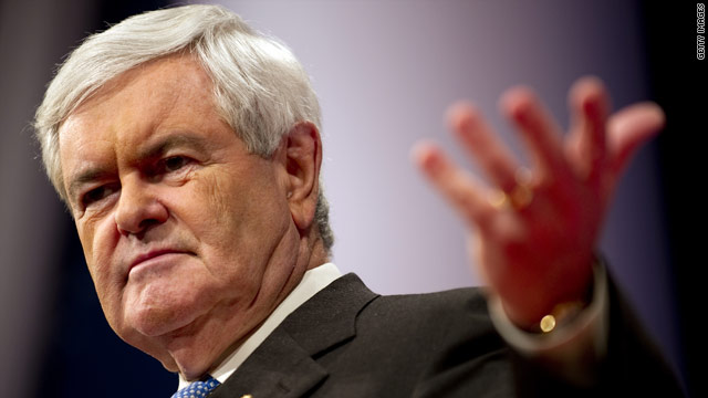 Newt Gingrich's faith journey: How a thrice-married Catholic became an evangelical darling