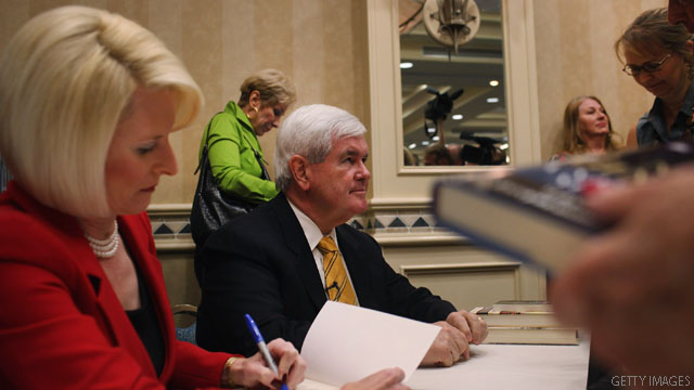 Gingrich event canceled amid safety concerns