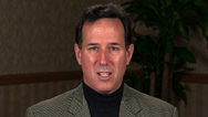 Santorum on Newt, Obama, and the 2012 race