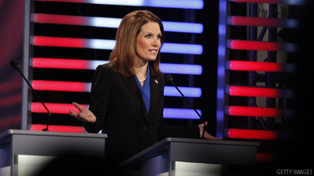 Truth Squad: Bachmann aims high with health care claim