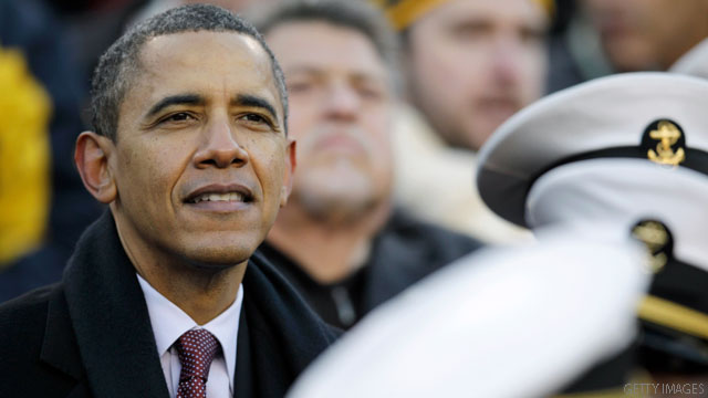 Obama: GOP made political 'calculation' to 'stand on the sidelines'