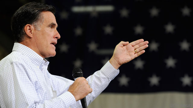 Romney wins Pennsylvania primary, CNN projects