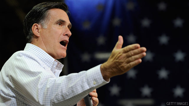 Romney fires back, works to appeal to everyday Americans