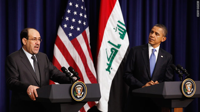 BLITZER'S BLOG: Why I'm worried about Iraq