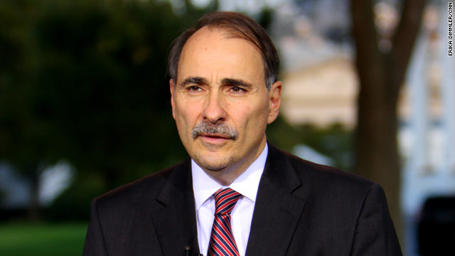 Axelrod: Longer GOP primary helps Obama