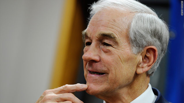 BLITZER'S BLOG: Ron Paul could surprise us