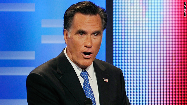 What does Mitt Romney have to do to recapture his front-runner status?