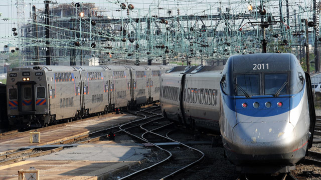 Lawmaker's high-speed rail plan: Will it fly?