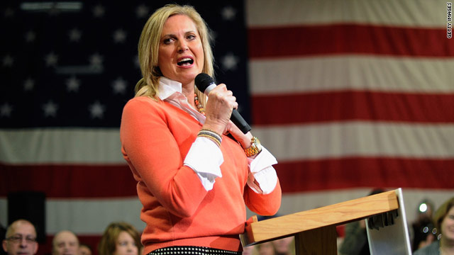 Ann Romney: Campaign bracing for long nomination fight