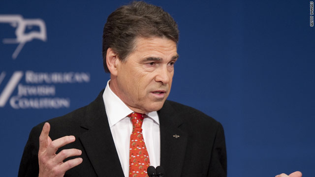 Perry changes subject after manufacturing question