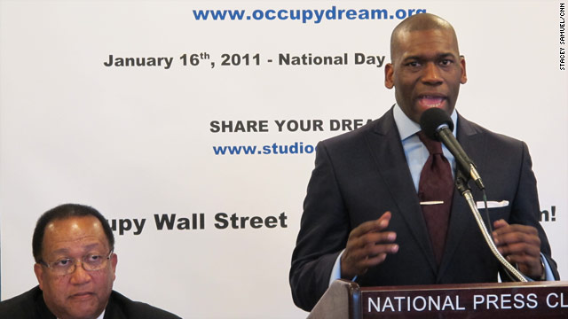 Occupy 2.0? Black church leaders join movement
