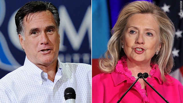 Is Mitt Romney the Hillary Clinton of 2012?