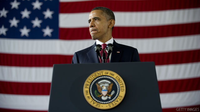 Obama outraises Romney for first time in months