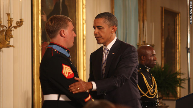 Marines stand by version of Medal of Honor battle