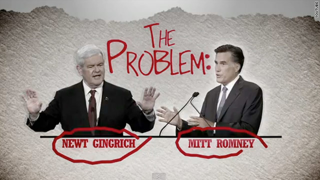 Perry ad knocks frontrunners as non-conservative 'insiders'
