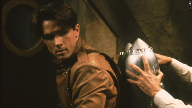 Billy Campbell talks 'Rocketeer,' season 2 of 'The Killing'