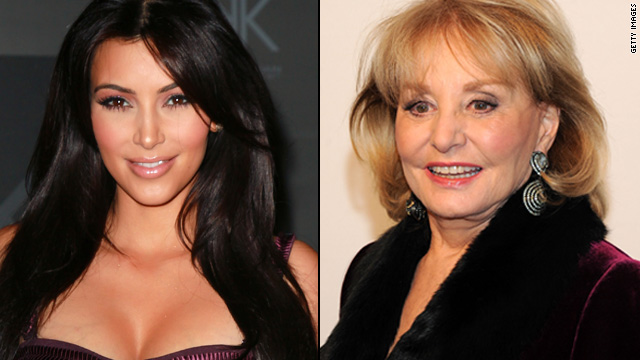 Barbara Walters to Kardashians: 'You don't have any talent'