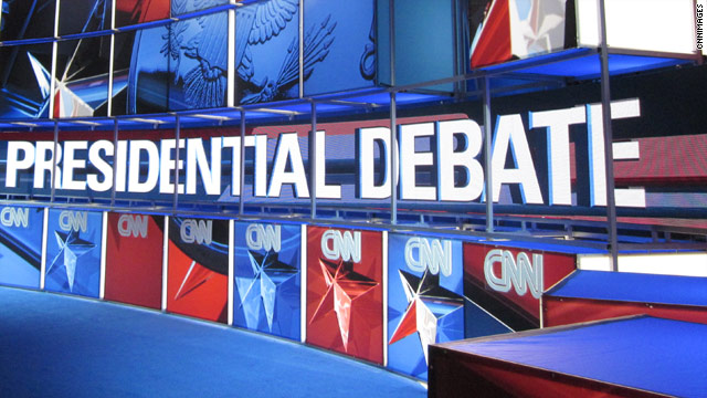 Florida debate gets venue