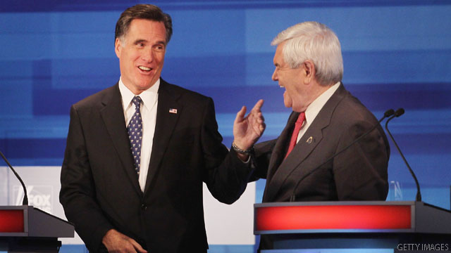 Romney adviser blasts Gingrich's 'arrogance'
