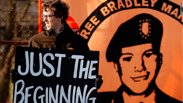 Bradley Manning's gender identity comes up in testimony