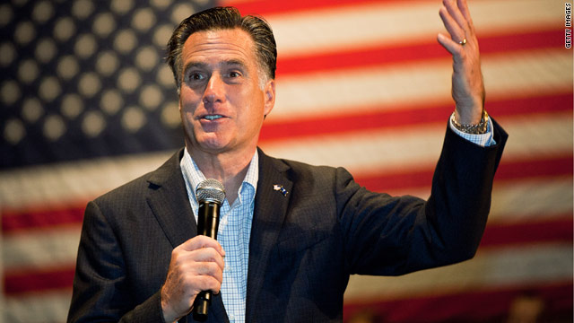 Team Romney buys ad time in three states