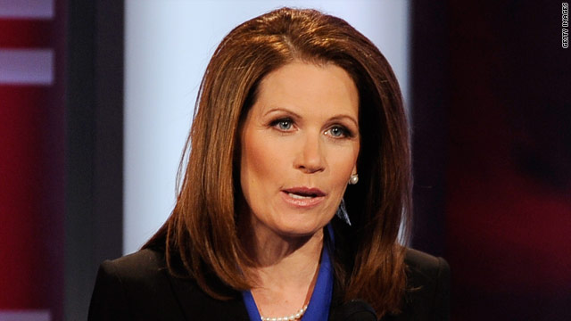 Bachmann pauses in Iowa tour to talk 'myth' of Kinsey Report