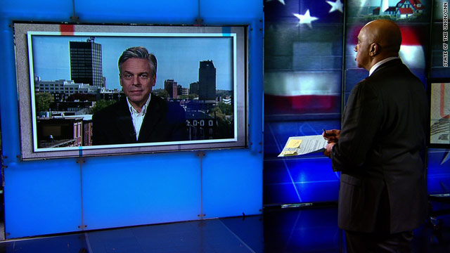 Huntsman: Everyone gets 15 minutes of fame