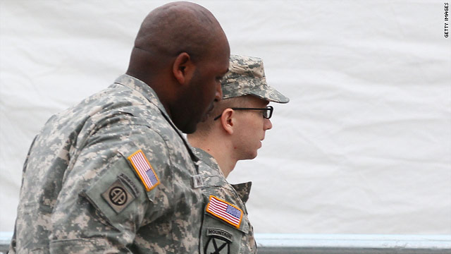Bradley Manning and the need to share