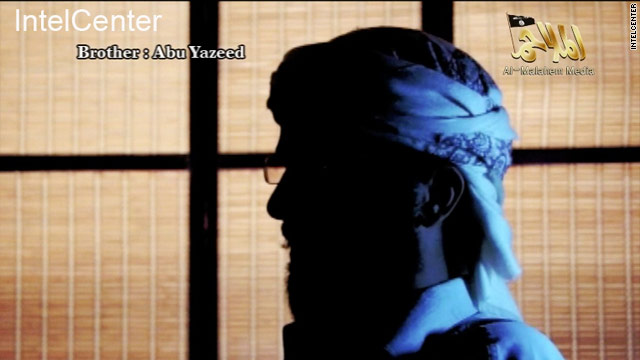 Mystery man in new Al Qaeda video