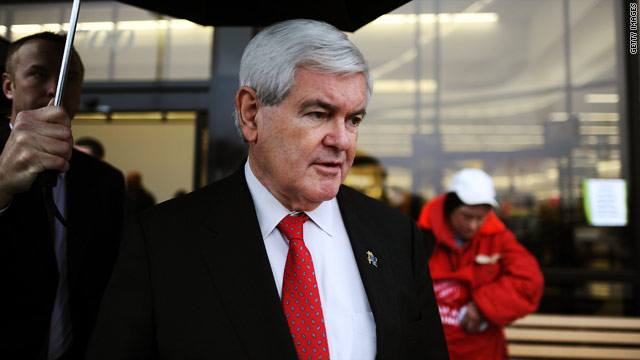 Gingrich faces tough talk from Iowans