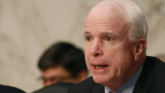McCain: Payroll tax cut showdown &#039;harming&#039; the GOP